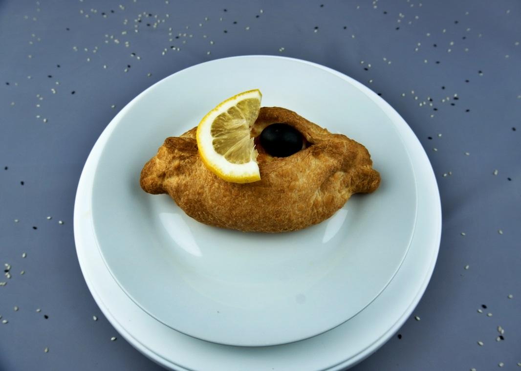 Расстегай с рыбой рецепт с фото пошаговый Едим Дома 46